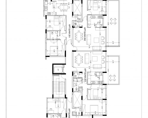 Panthea Residence | 2nd Floor