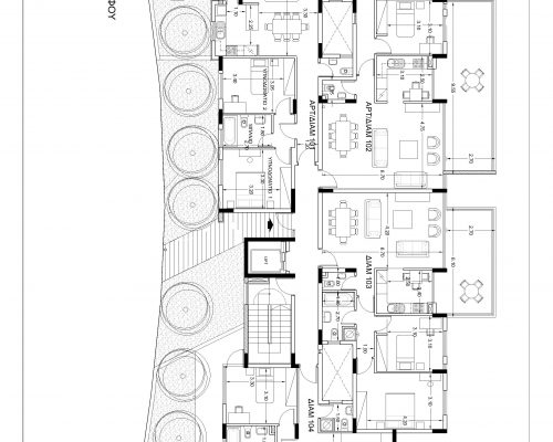 Panthea Residence | 1st Floor