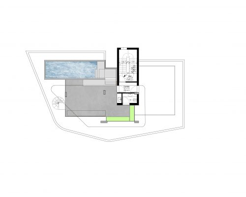 Hickory | Roof plan