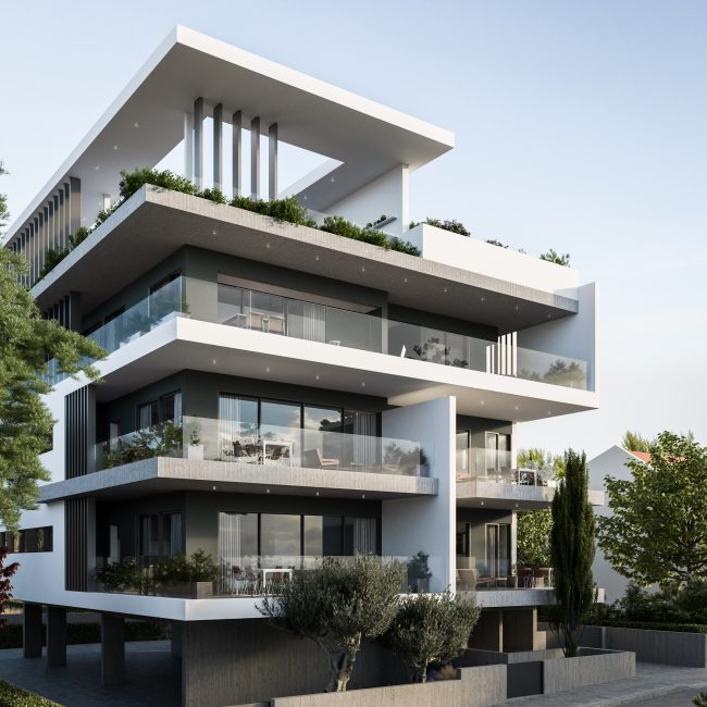 Aster | Exterior View