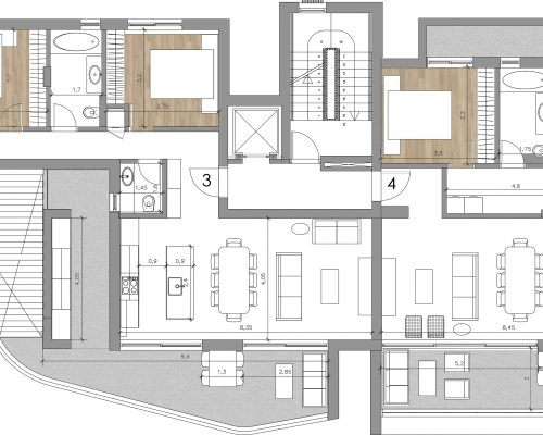 Hickory | Second Floor